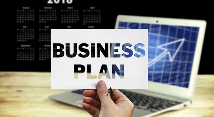 December is National Write Your Business Plan Month!