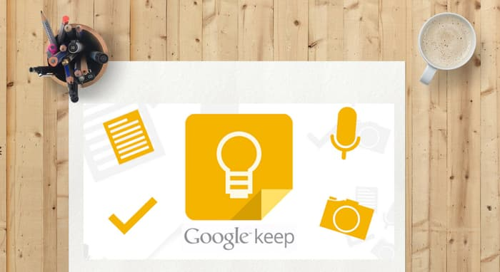 Become More Productive With Google Keep