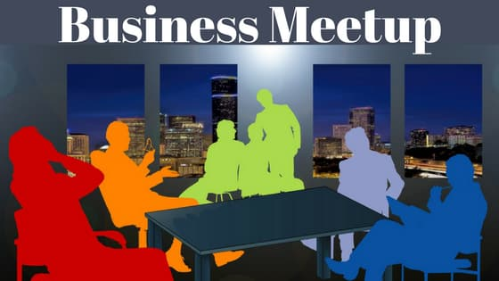Making Use of Business Meetups