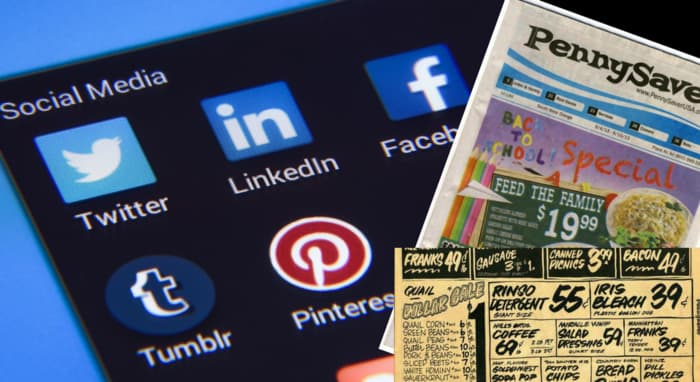 Try It, You'll like It – No Not the Pennysaver, Social Media